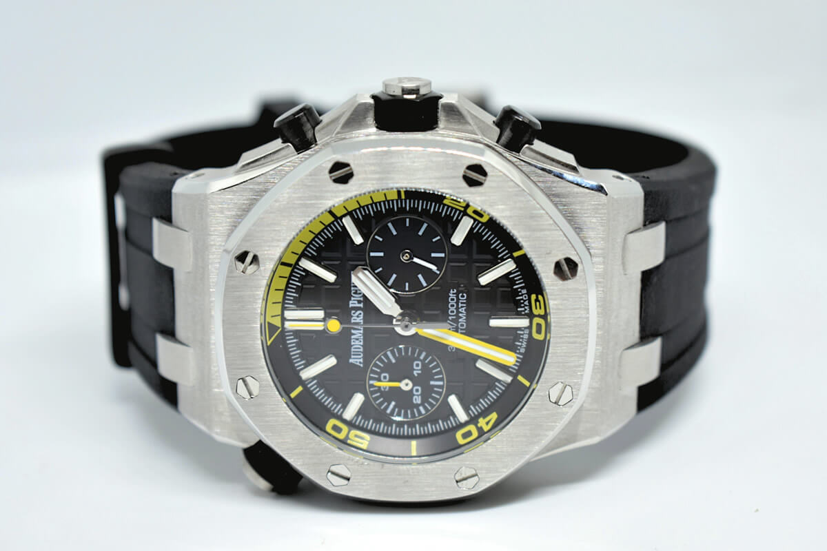 Audemars Roya Oak Diver Chronograph Watch